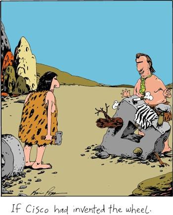 Комиксы о сисадминах: вся жизнь пронеслась перед глазами - 17