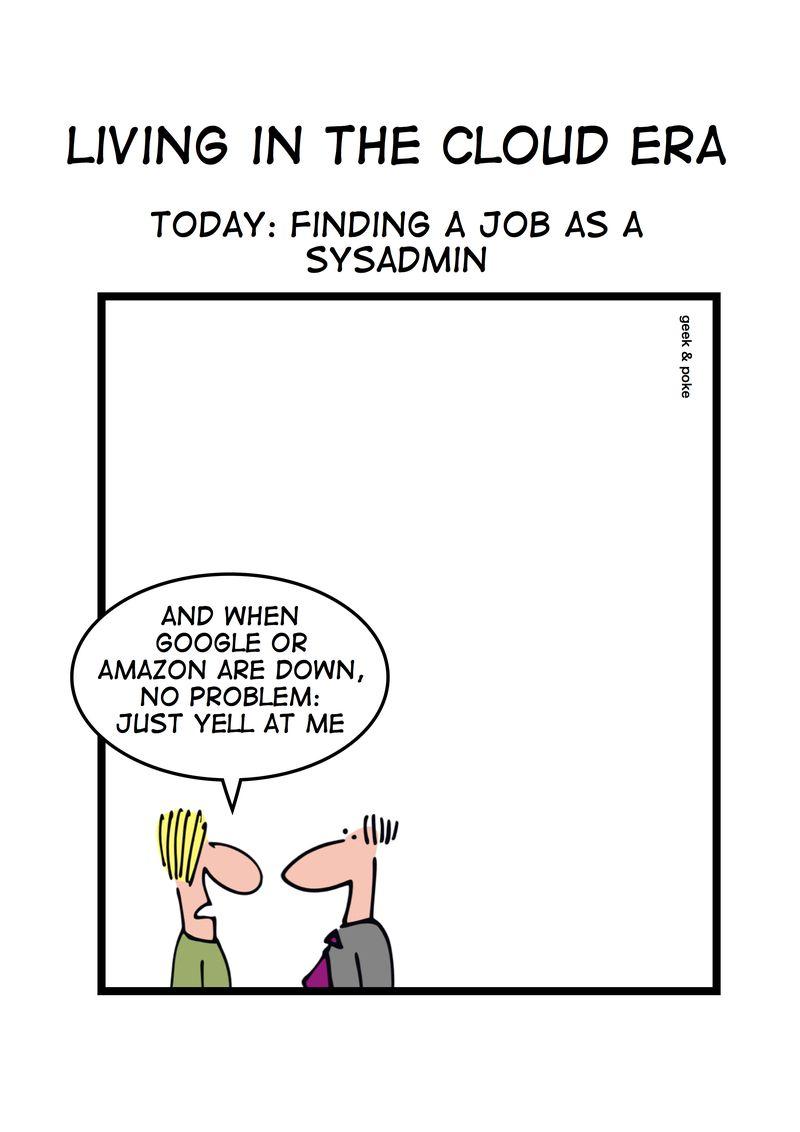Комиксы о сисадминах: вся жизнь пронеслась перед глазами - 21