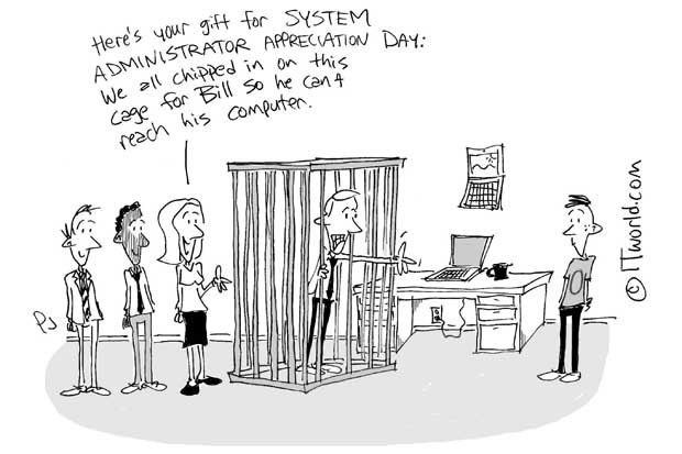 Комиксы о сисадминах: вся жизнь пронеслась перед глазами - 31