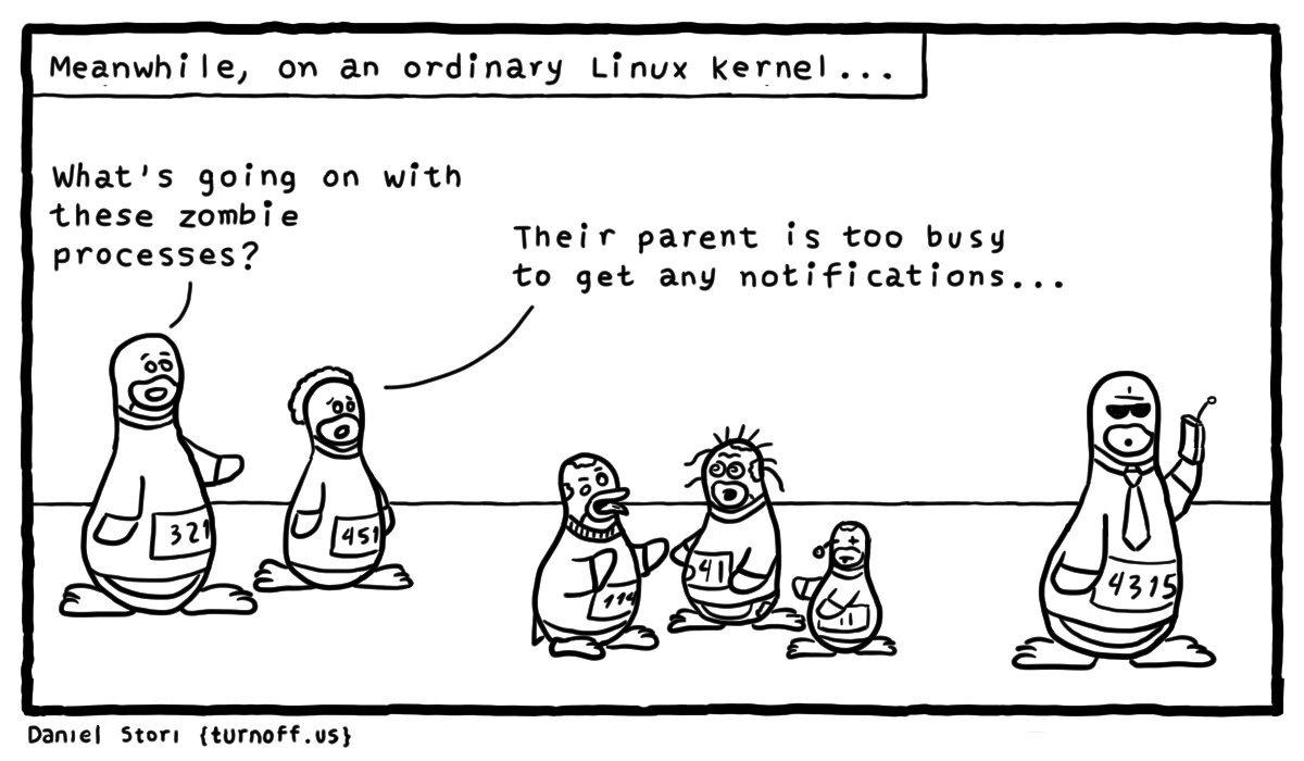 Комиксы о сисадминах: вся жизнь пронеслась перед глазами - 39