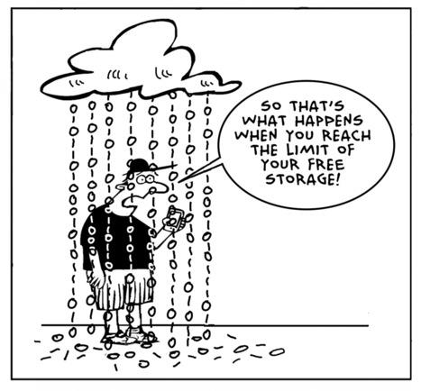 Комиксы о сисадминах: вся жизнь пронеслась перед глазами - 47
