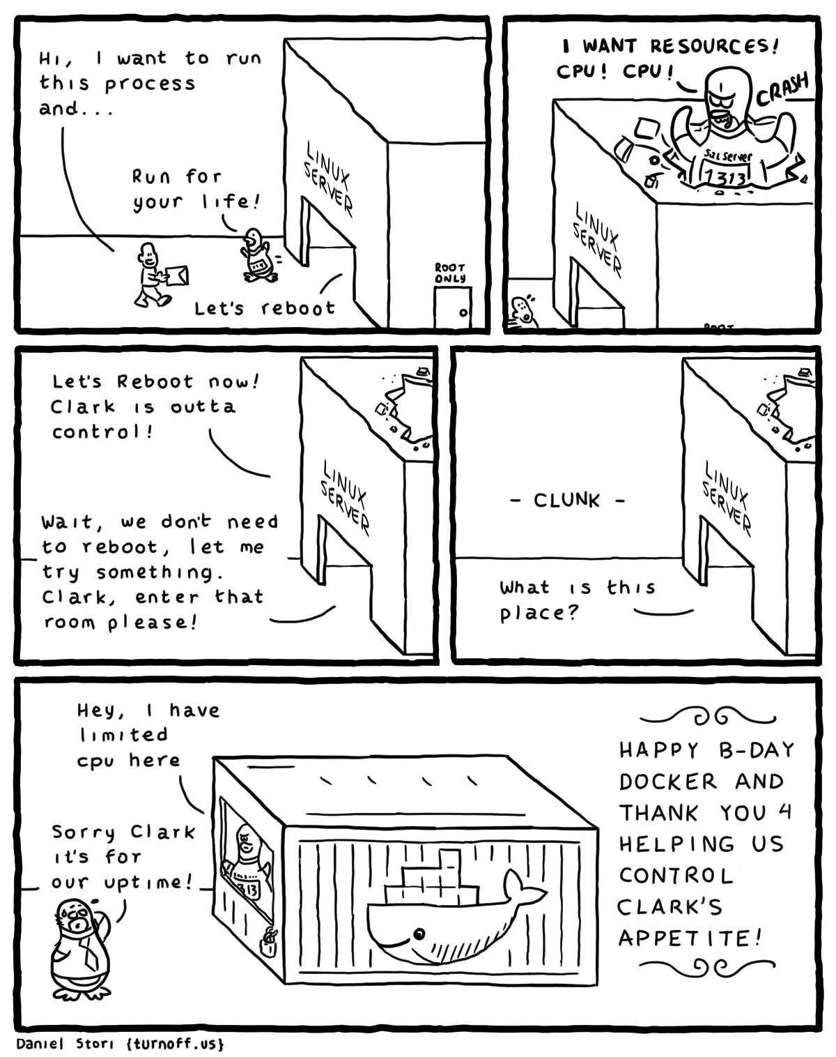 Комиксы о сисадминах: вся жизнь пронеслась перед глазами - 50