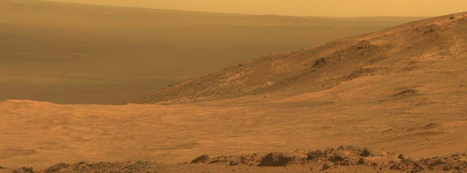 Спросите Итана: почему на Марсе небо яркое и красное? - 1