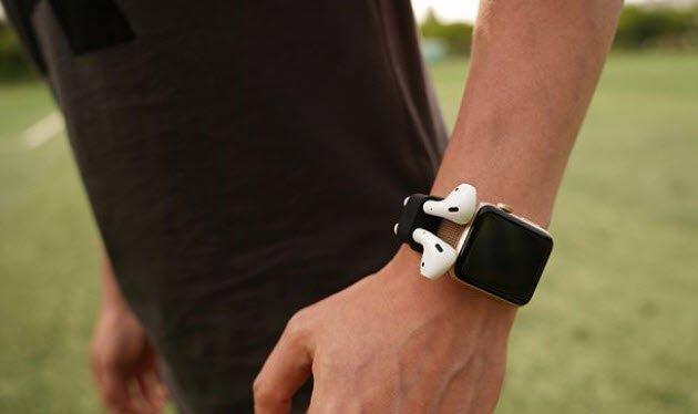 Elago создала аксессуар для тех, кто боится потерять наушники AirPods