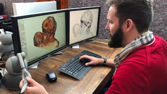 Виртуальные мертвые тела помогут студентам в обучении