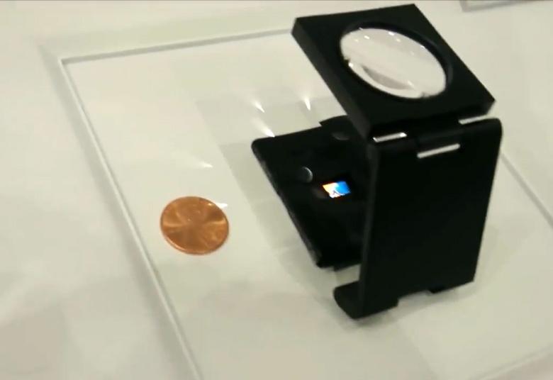 5644 пикселя на дюйм — плотность микродисплея OLED, созданного специалистами BOE