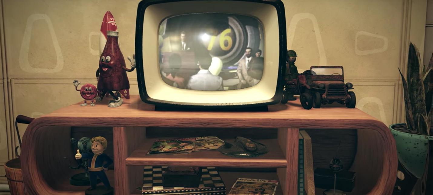 Новый Fallout: что известно об «Убежище 76»? - 2