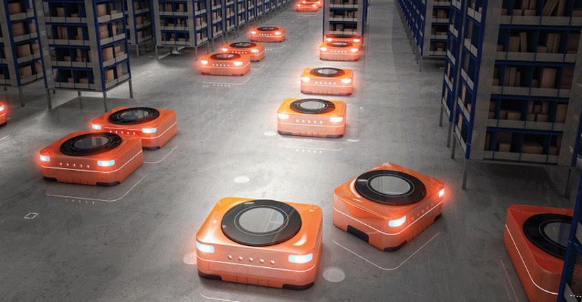Почта России начнет использовать роботов-сортировщиков. Как это будет работать - 1