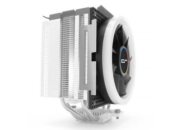 CRYORIG Crona 120 RGB: вентилятор оригинальной конструкции с подсветкой
