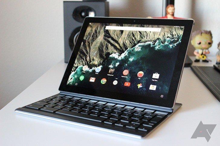 Google удалила с официального сайта Android раздел с планшетами - 1