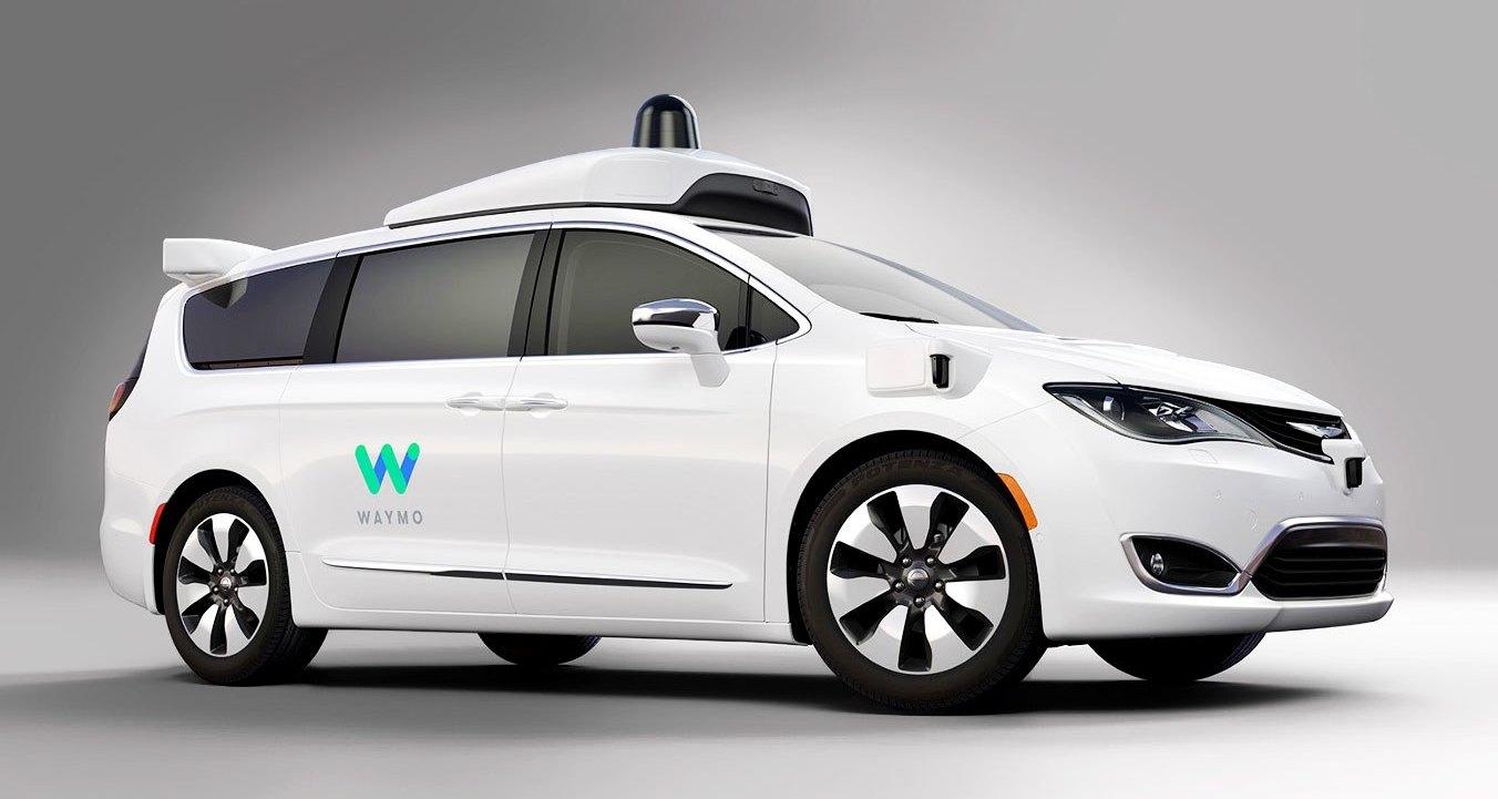 Waymo увеличит парк беспилотных автомобилей в 100 раз