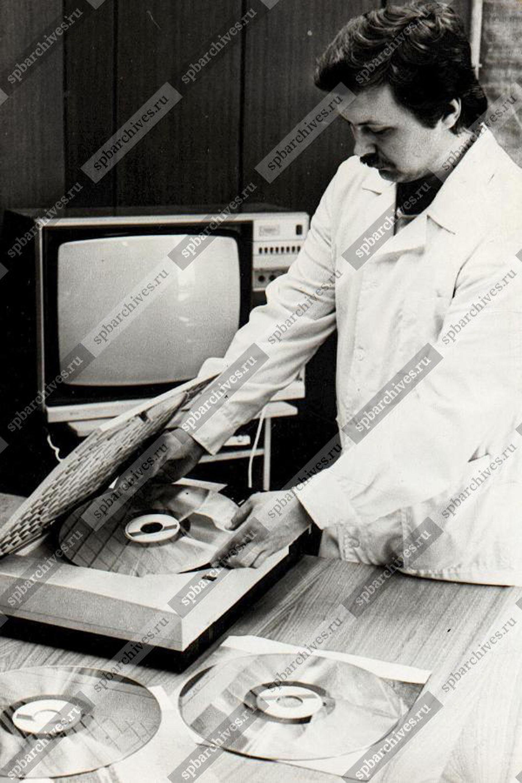 Советский HI-FI и его создатели: лазерные видеодиски в СССР - 5