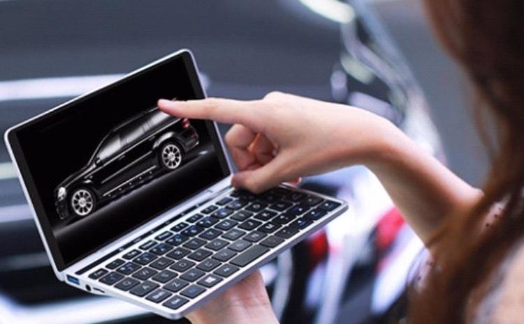 К выпуску готовится мини-ноутбук GPD Pocket 2 с сенсорным дисплеем