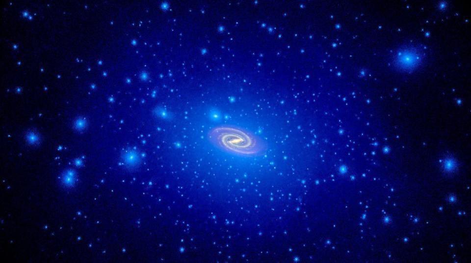 Спросите Итана: если тёмная материя повсюду, почему мы не нашли её в Солнечной системе? - 1