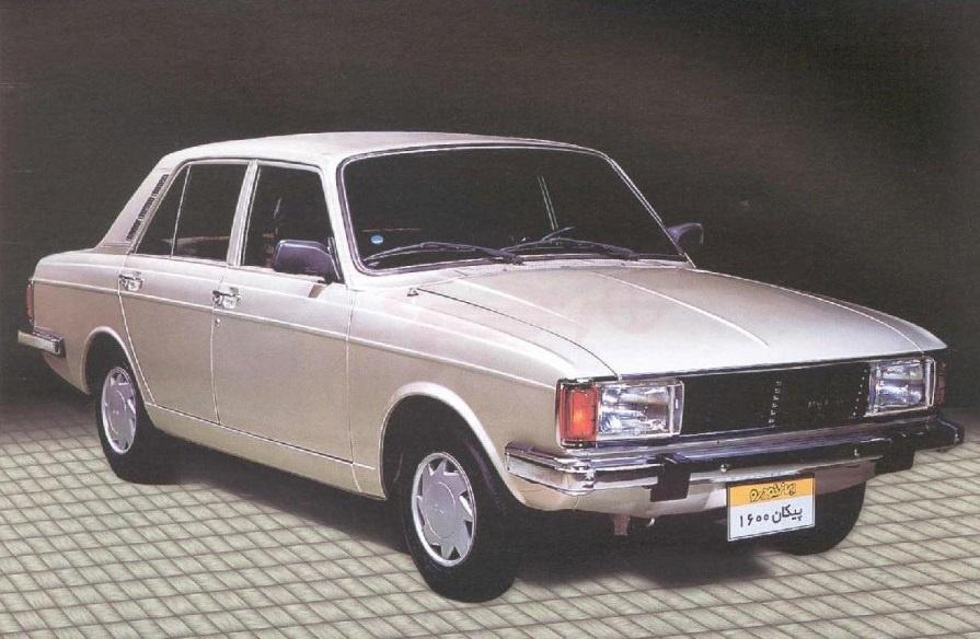 8 иранских автомобилей: не только Samand