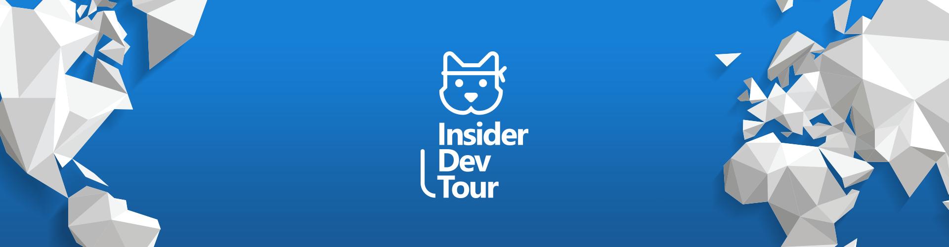 Insider Dev Tour: прямая трансляция - 1