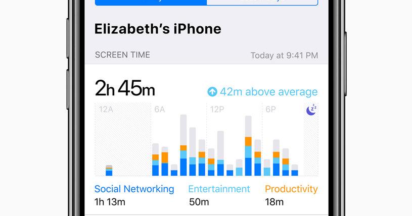 Apple хочет, чтобы вы меньше пользовались своим iPhone