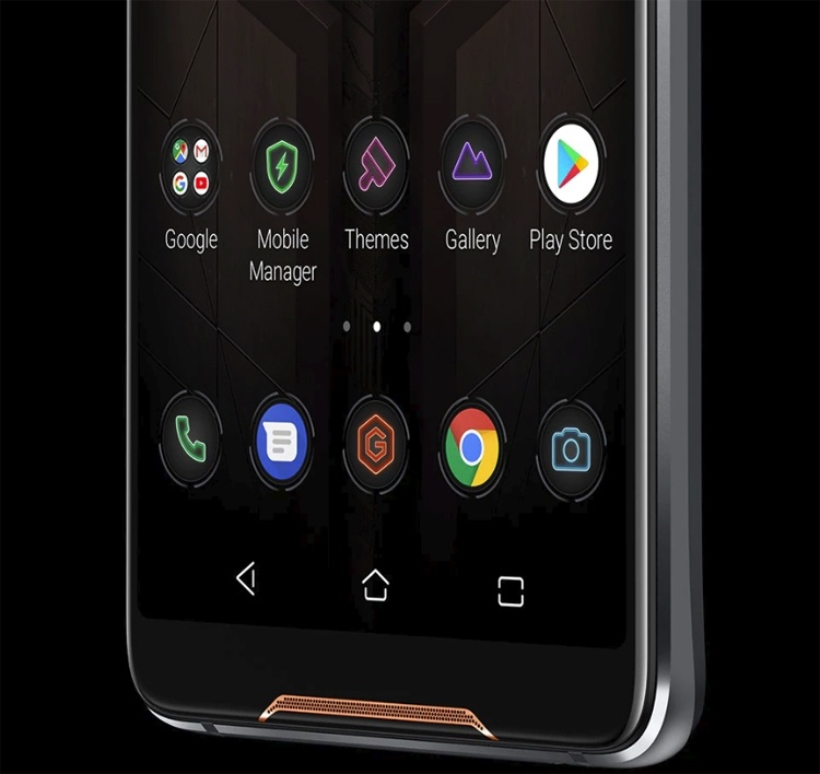 Computex 2018: игровой смартфон ASUS ROG Phone с необычными функциями и аксессуарами