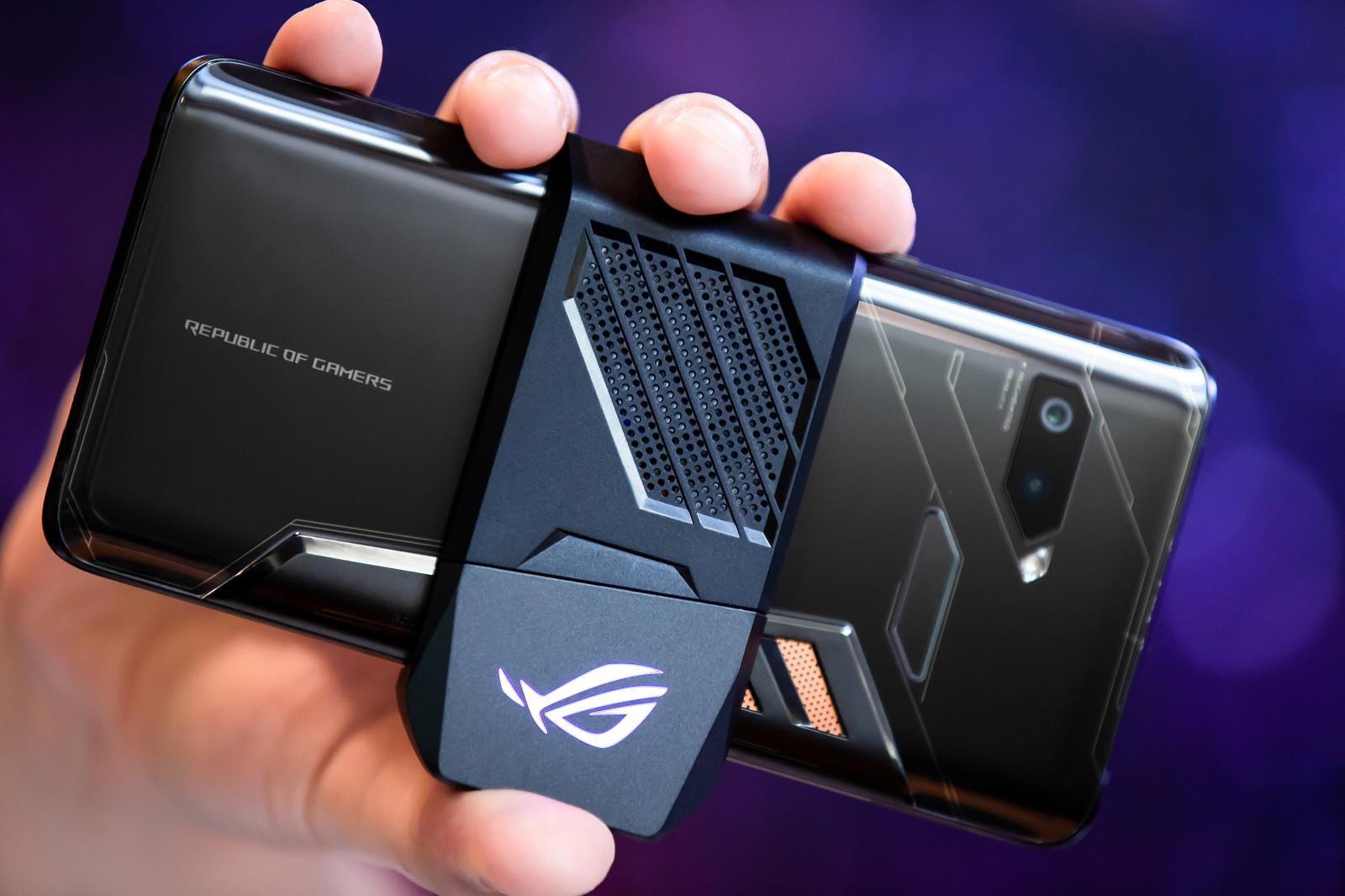 Первый взгляд на геймерский смартфон ASUS ROG Phone - 11