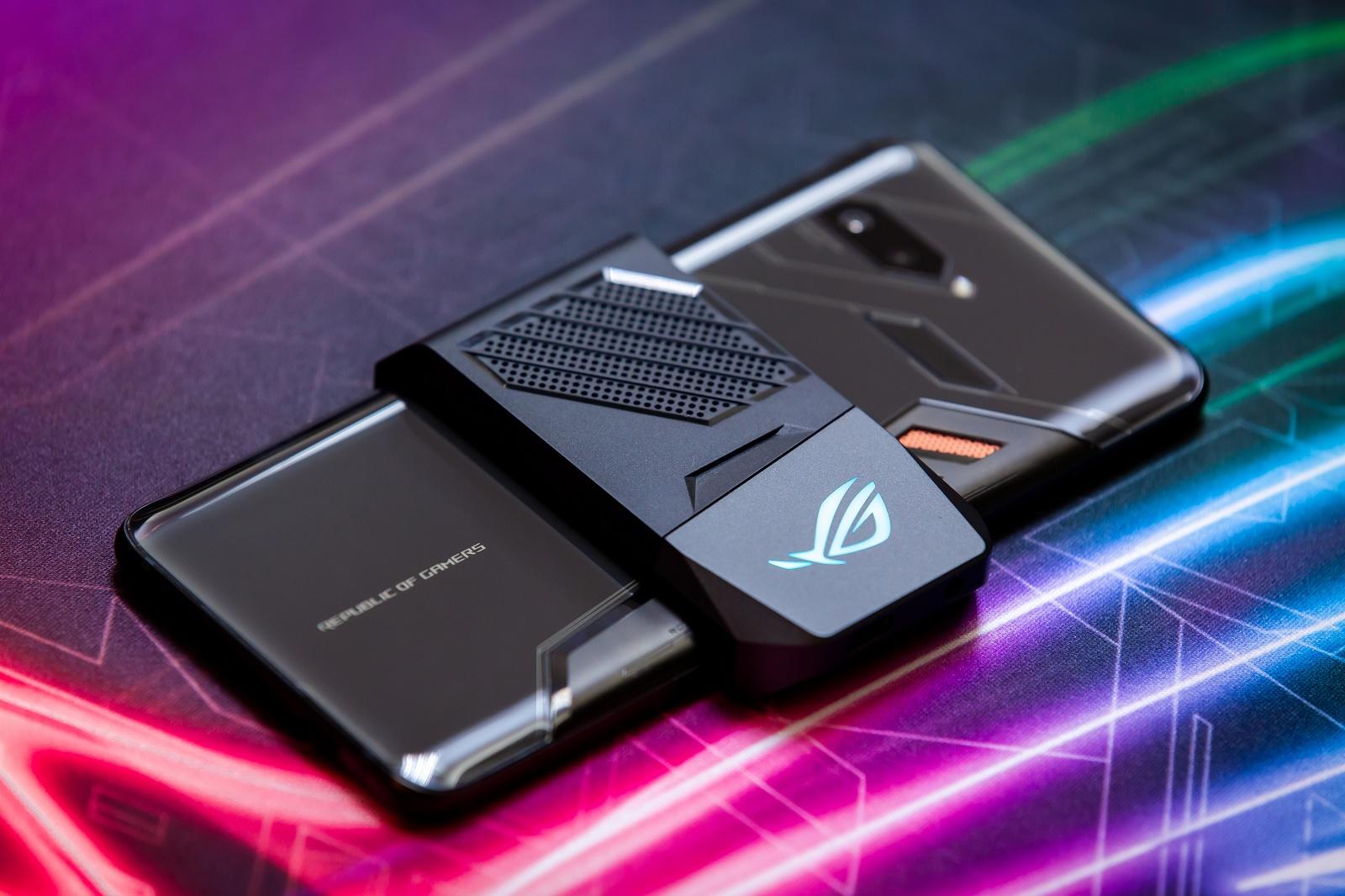 Первый взгляд на геймерский смартфон ASUS ROG Phone - 13