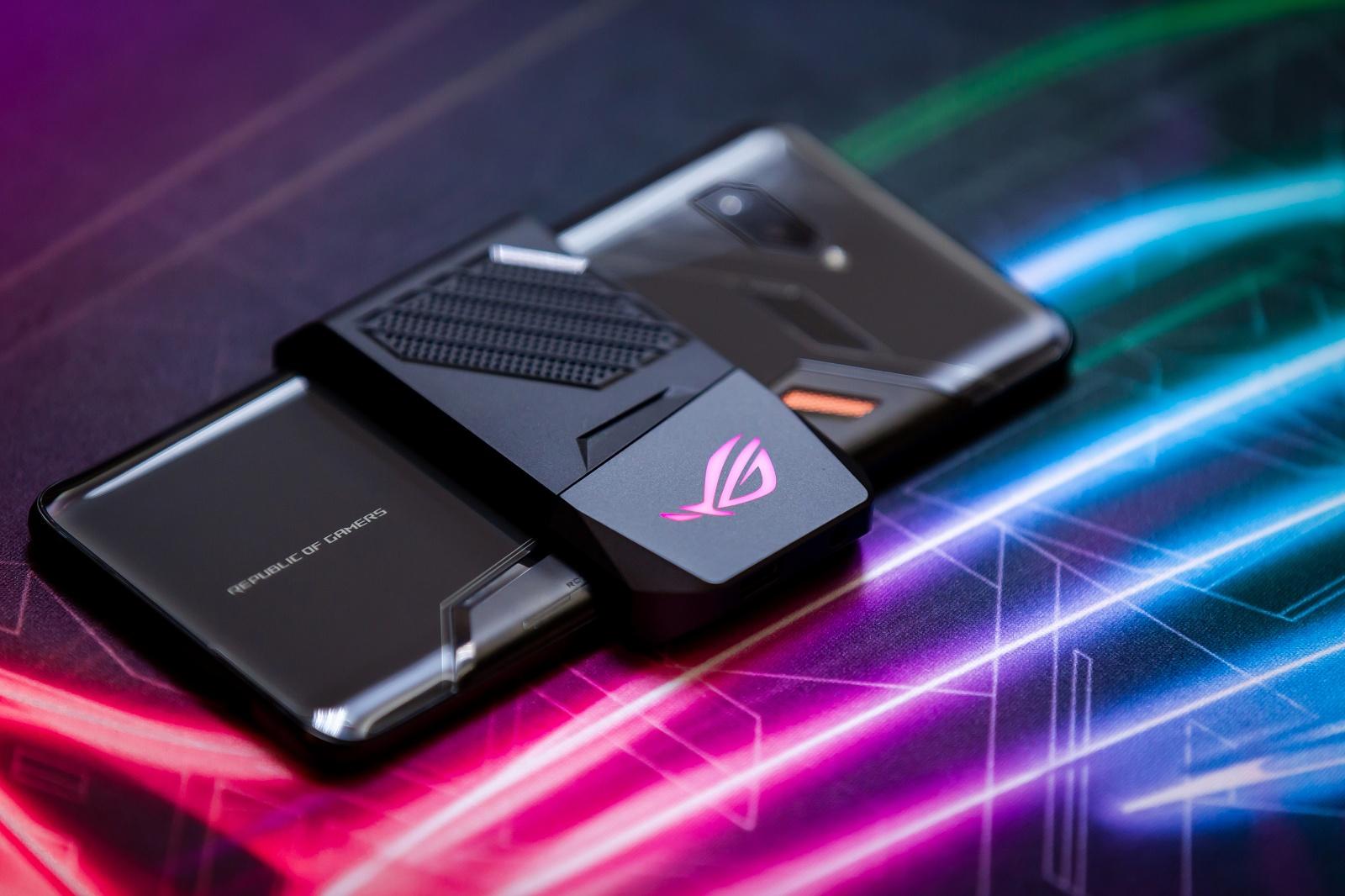 Первый взгляд на геймерский смартфон ASUS ROG Phone - 15