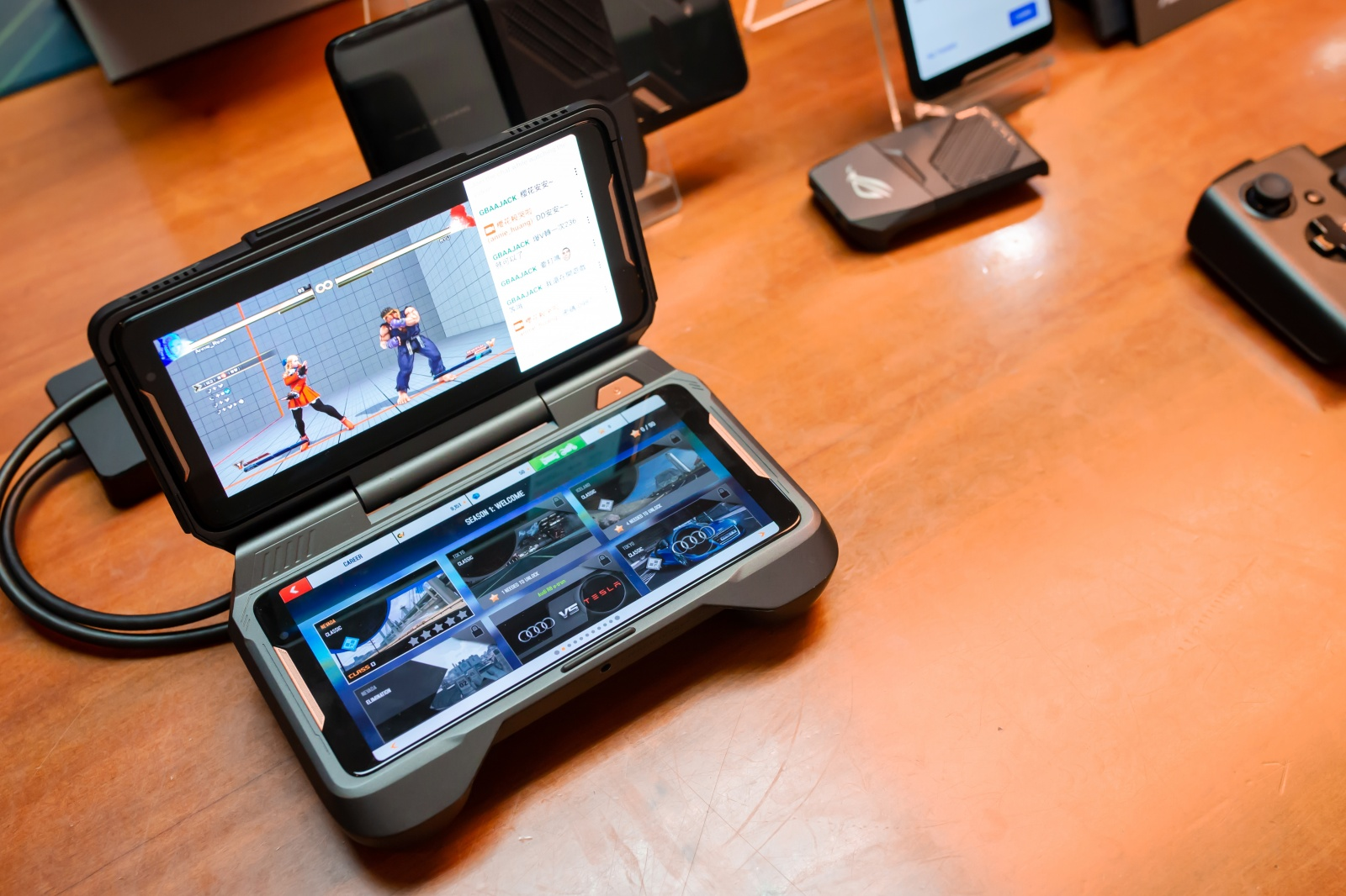 Первый взгляд на геймерский смартфон ASUS ROG Phone - 18