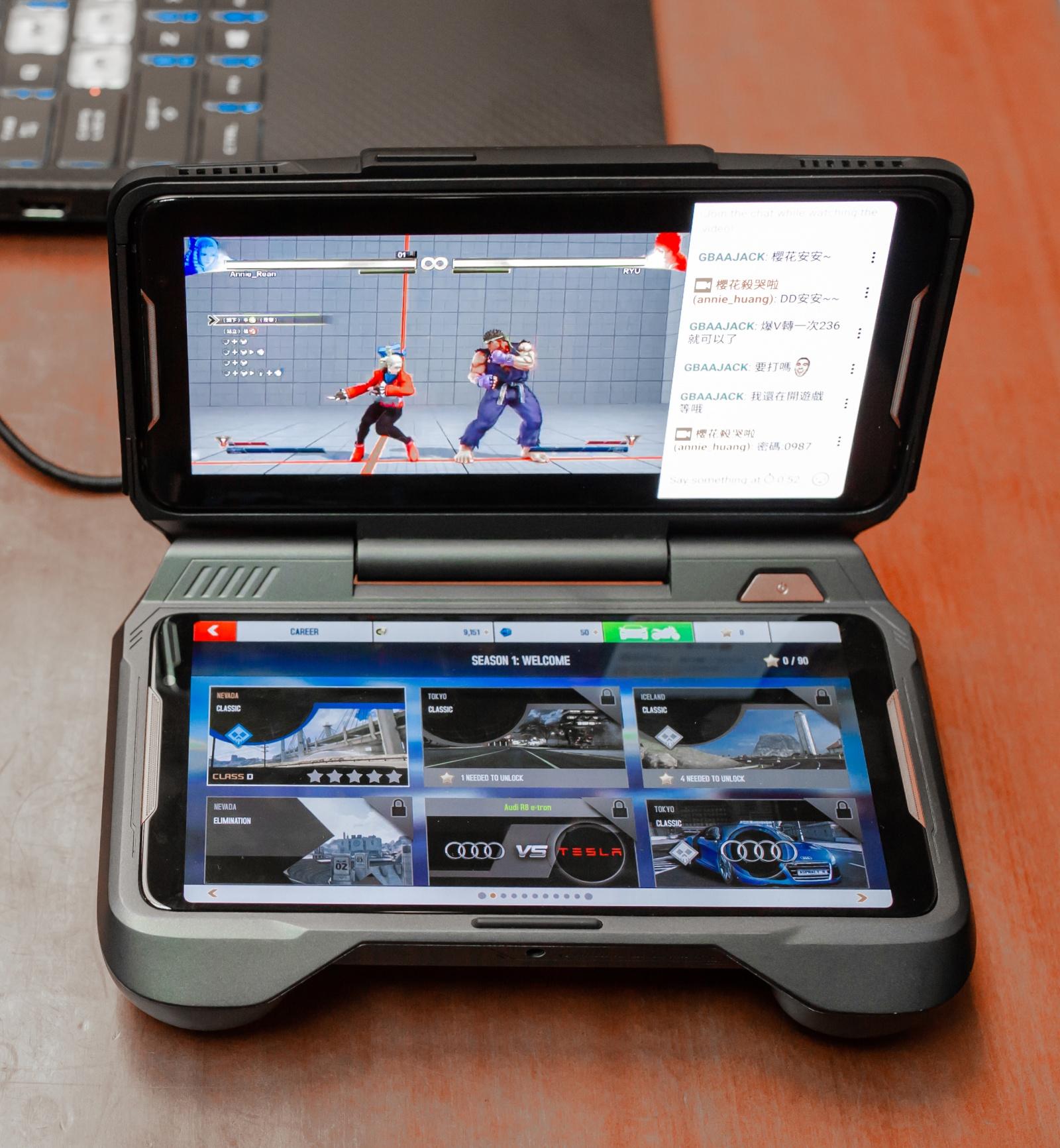 Первый взгляд на геймерский смартфон ASUS ROG Phone - 19