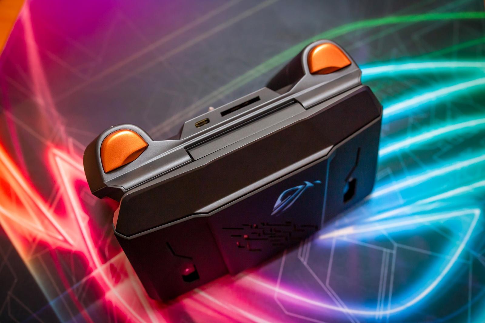 Первый взгляд на геймерский смартфон ASUS ROG Phone - 20