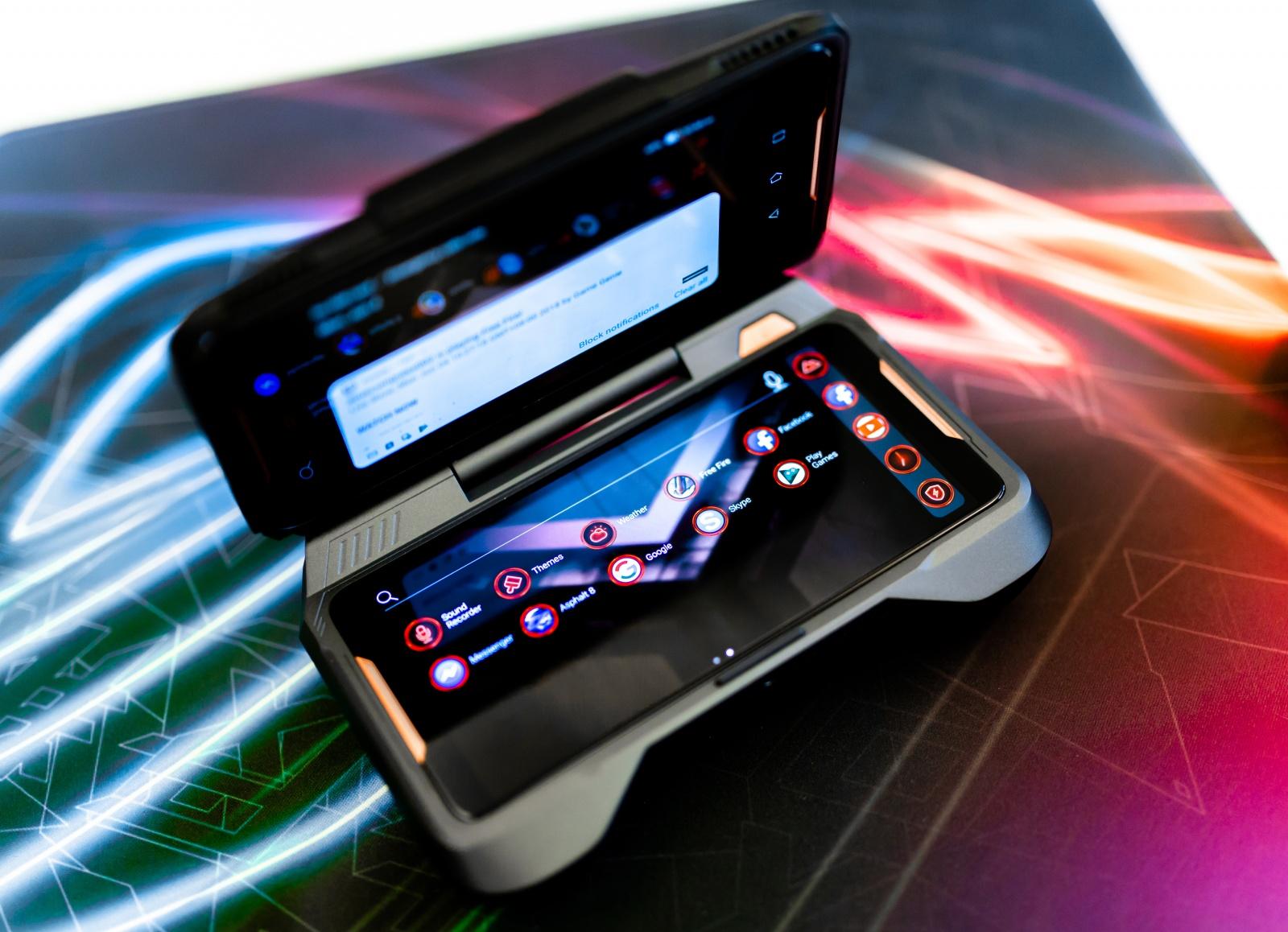 Первый взгляд на геймерский смартфон ASUS ROG Phone - 24