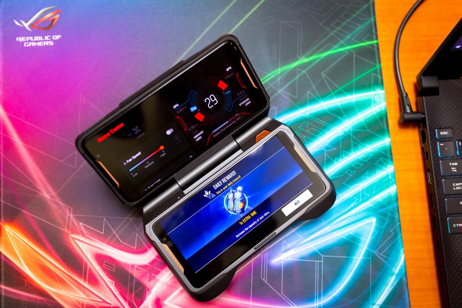 Первый взгляд на геймерский смартфон ASUS ROG Phone - 26