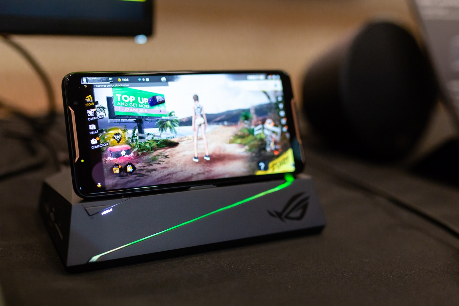 Первый взгляд на геймерский смартфон ASUS ROG Phone - 40