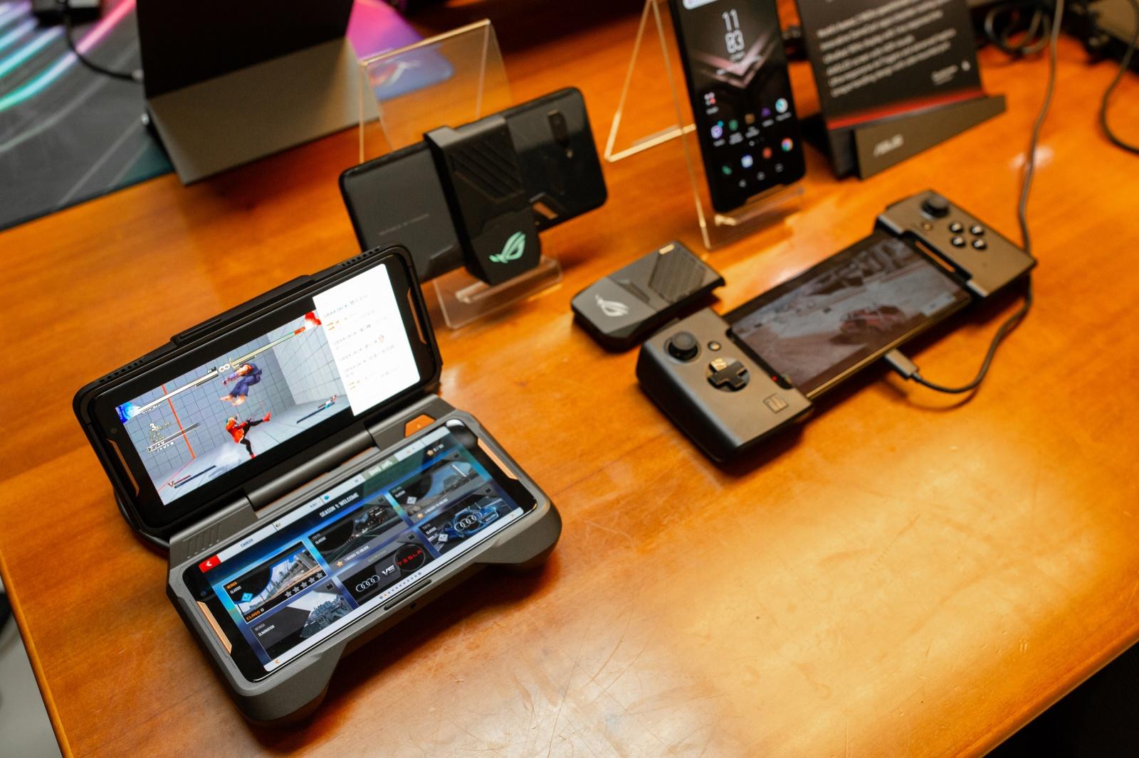 Первый взгляд на геймерский смартфон ASUS ROG Phone - 46