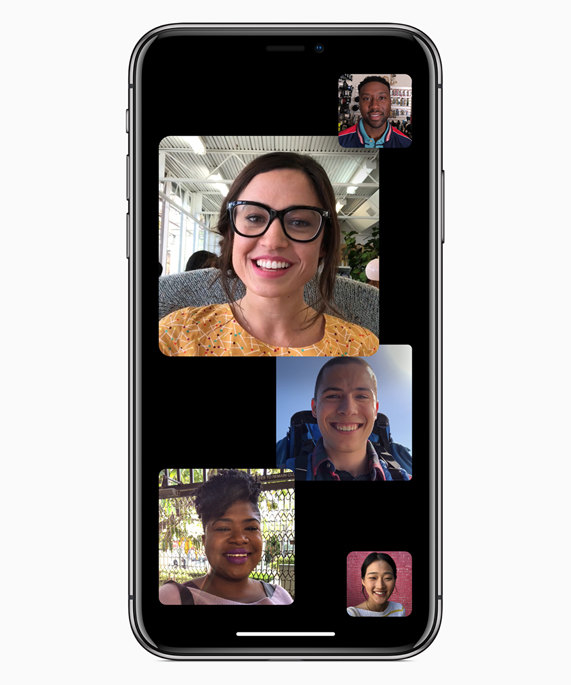 Apple презентовала iOS 12