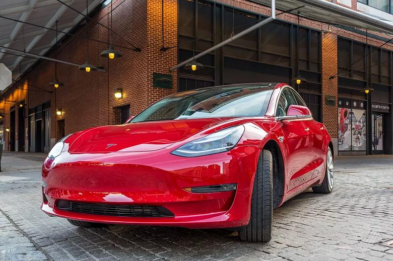 Tesla уже производит по 500 электромобилей Model 3 каждый день