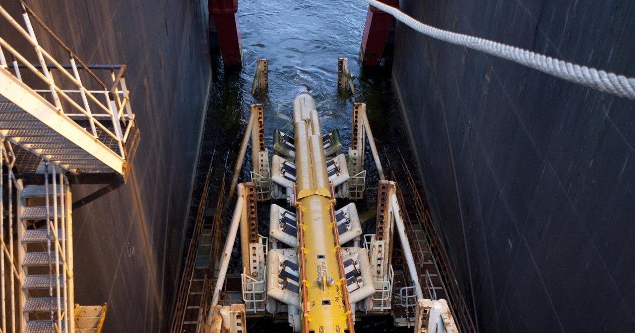 Подводные трубопроводы: как это работает