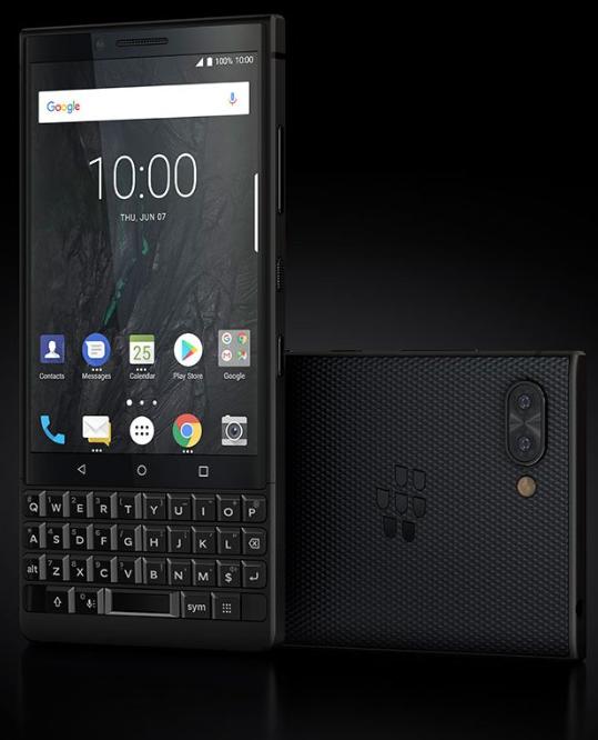 Смартфон BlackBerry KEY2 сохранит дисплей и аккумулятор, как у предшественника