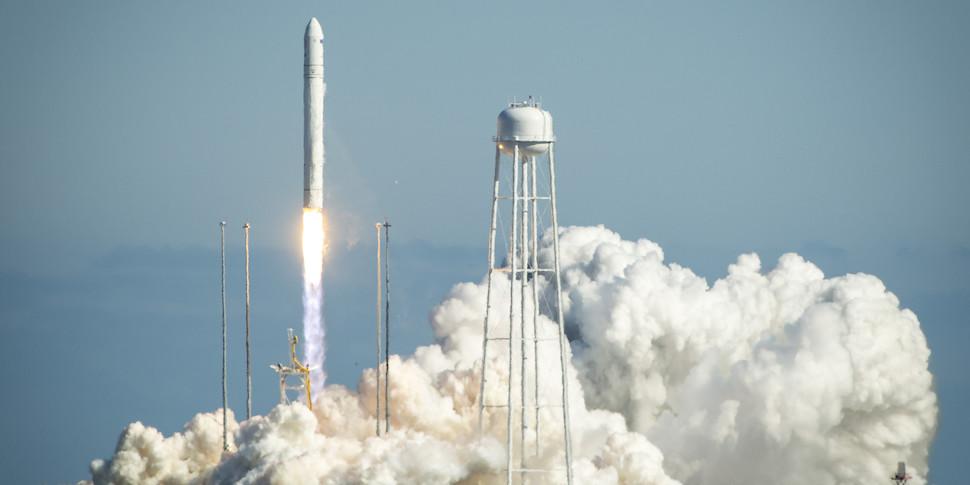 Энергомаш: ракетные двигатели РД-181 могут использоваться повторно - 1