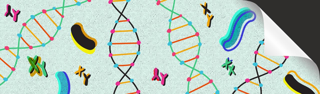 Наследственность за пределами генетики - 1