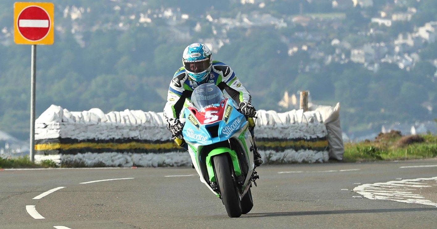 Новый рекорд скорости на гонках Isle of Man TT