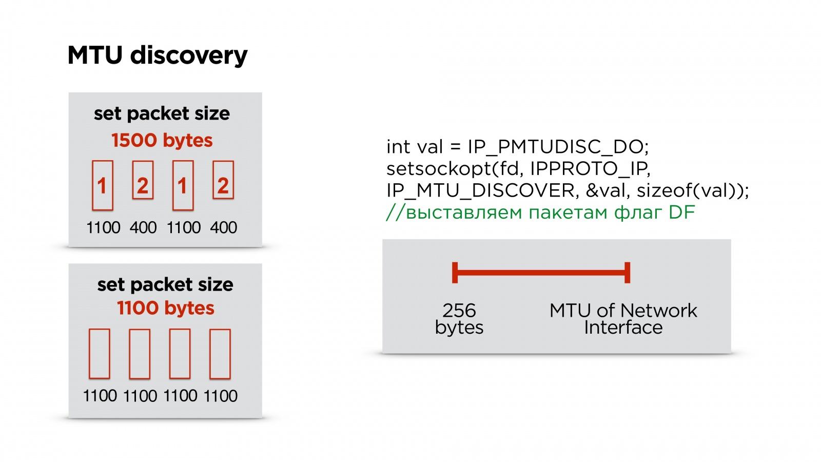 Пишем свой протокол поверх UDP - 41