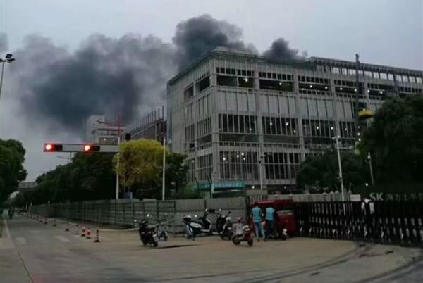 Пожар на стройке завода SK Hynix не должен повлиять на цены на память