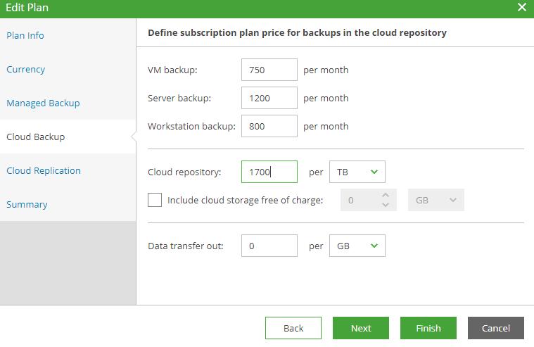 Работа с Veeam Availability Console: настройка управляемого резервного копирования Managed Backup Services - 7