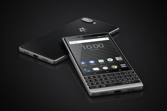 Смартфон BlackBerry KEY2 получил улучшенную клавиатуру и оценён в 650 долларов