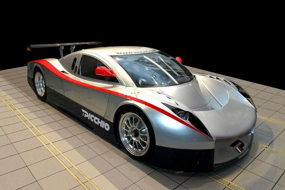 10 итальянских гоночных автомобилей
