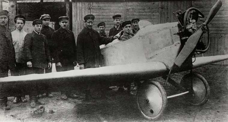10 первых работ великих советских авиаконструкторов