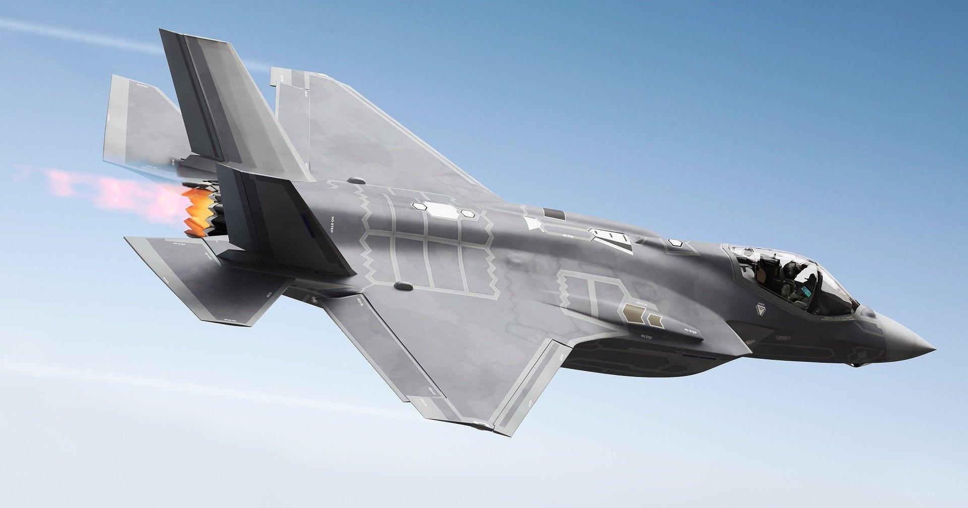 F-35 не сумели пересечь Атлантический океан