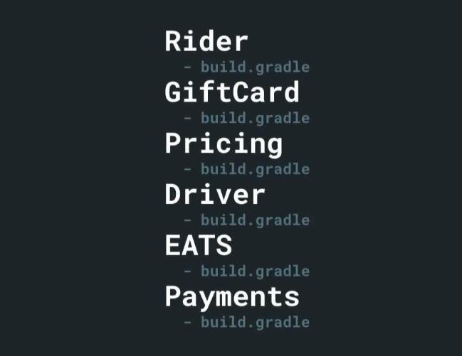 Кодогенерация в Uber - 5