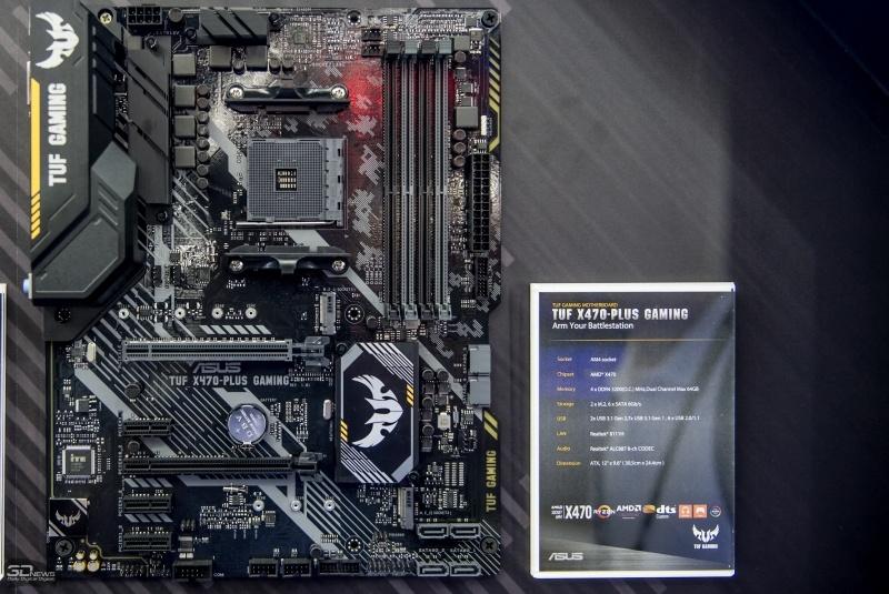 Новая статья: Есть ли изменения в новых платах для процессоров Ryzen? Изучаем новинки ASUS на выставке Computex 2018