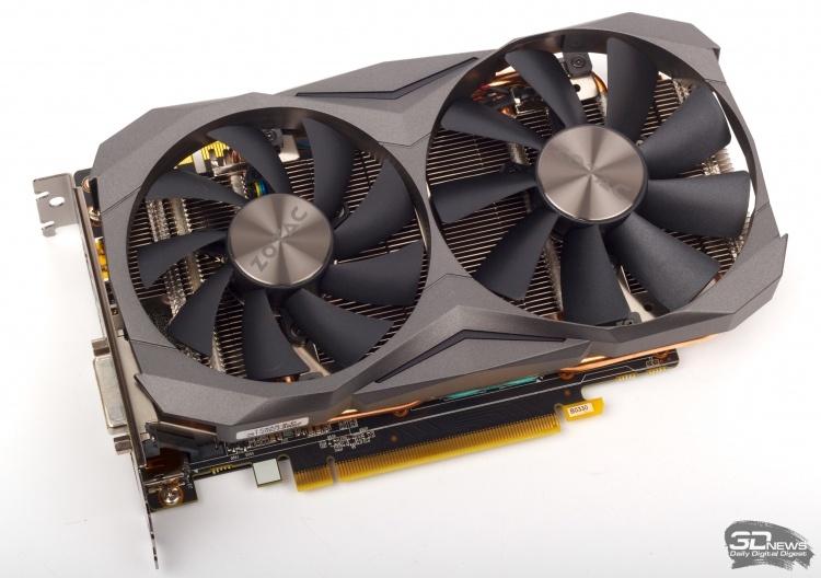 Новая статья: Обзор видеокарты ZOTAC GeForce GTX 1070 Ti Mini