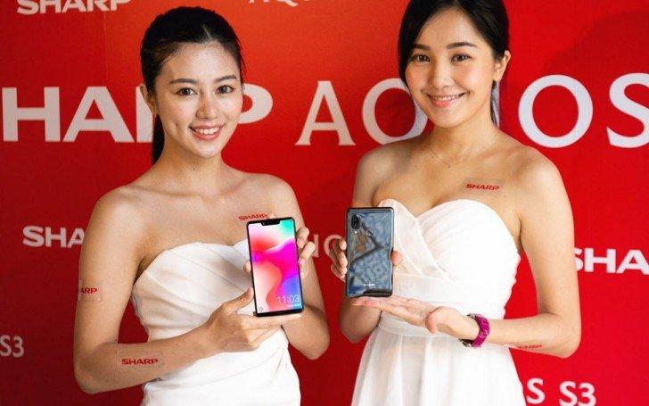Смартфон Sharp Aquos S3 High Edition: удвоенный объём памяти, более производительная платформа и ненамного большая цена